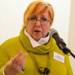 Gabriele Stanek-Schlicht, Vorstand des Trägervereins Lesen und Schreiben e.V.