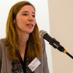 Dr. Theresa Hamilton, Mitarbeiterin des Grund-Bildungs-Zentrums