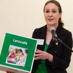 Johanna Thurau, Mitarbeitrin des Grund-Bildungs-Zentrums