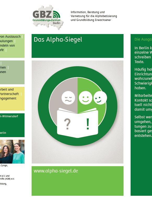 Alpha-Siegel-Folder