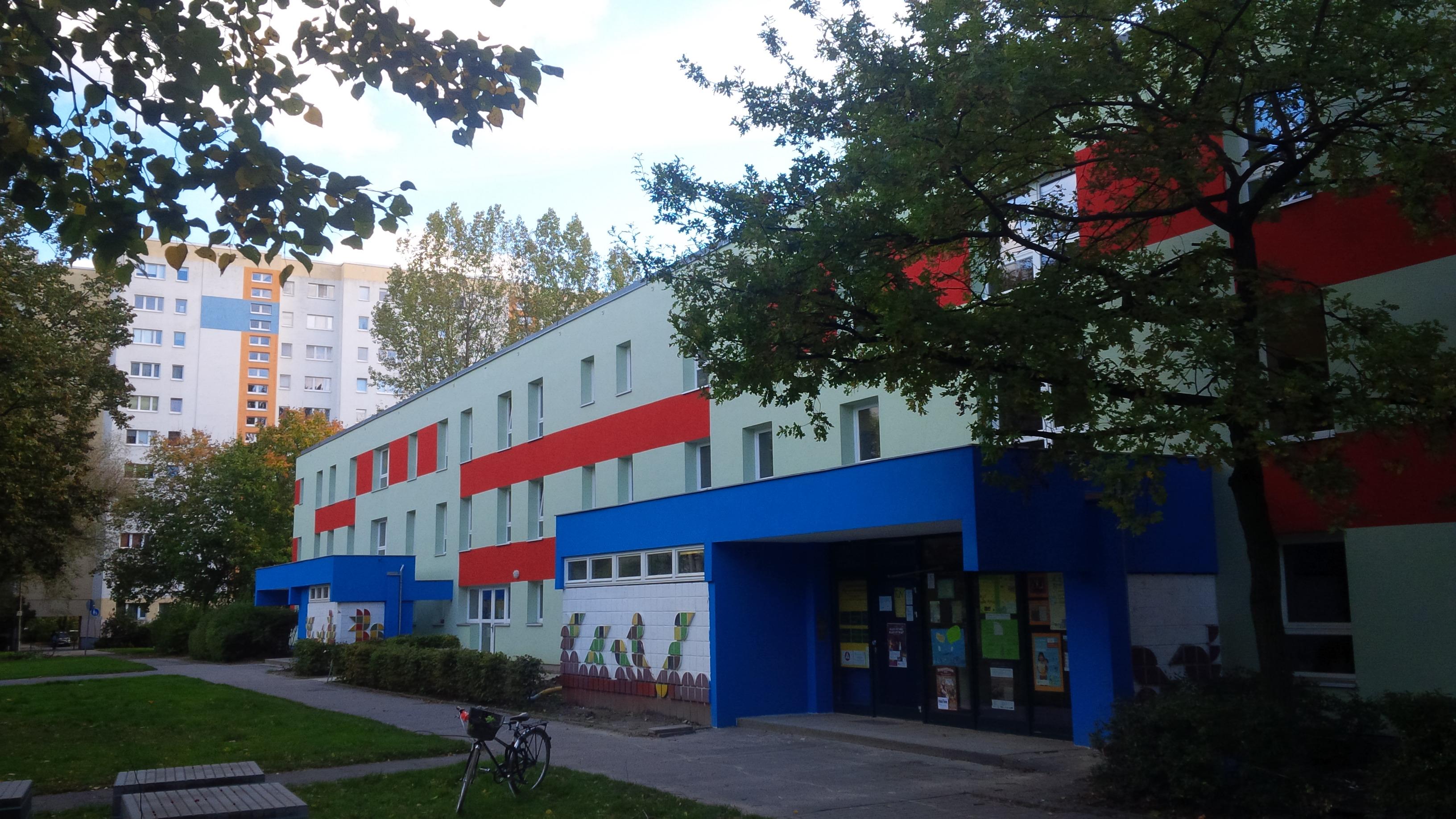 Haus am Akaziengrund_Gebäude