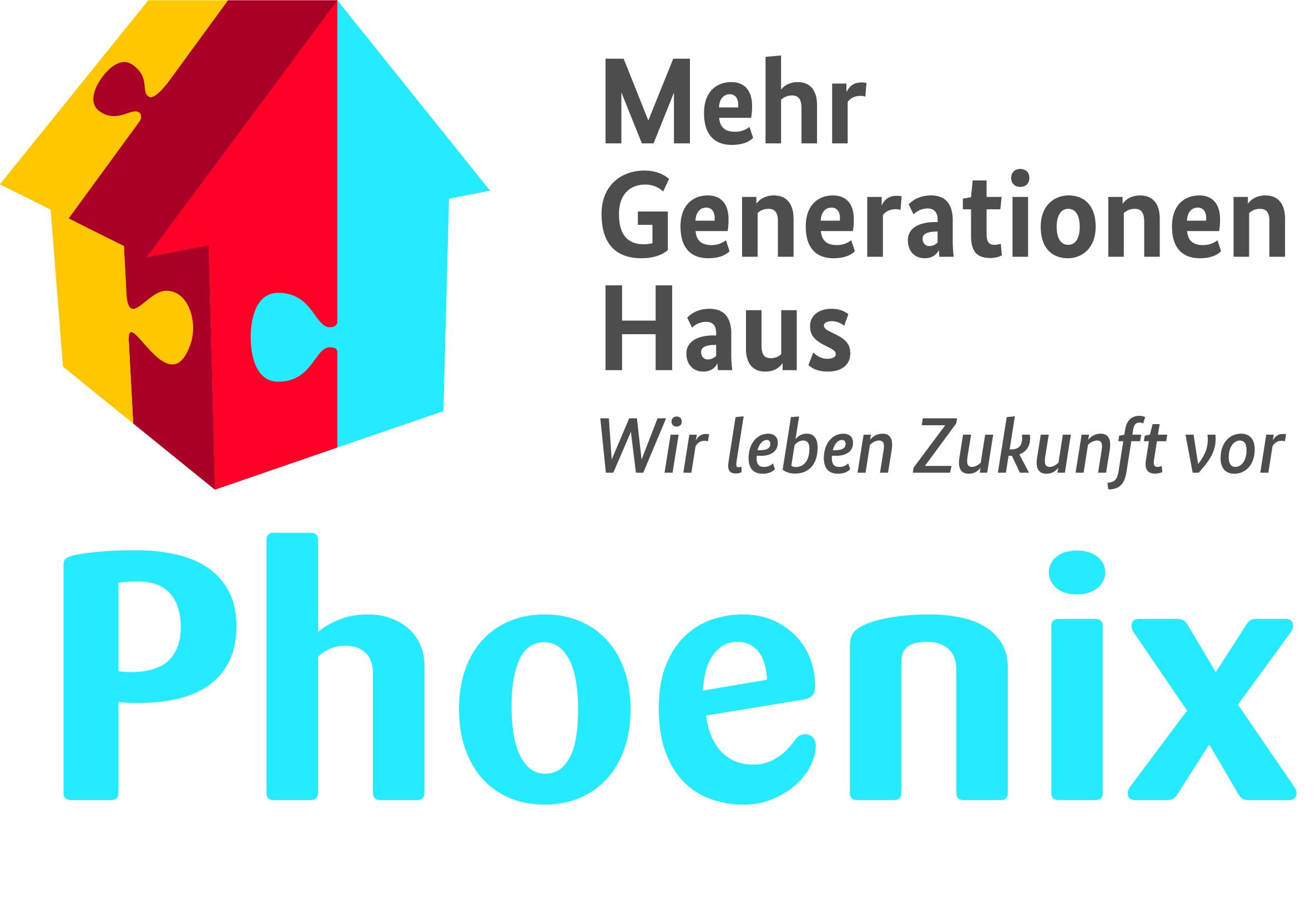 Logo Mehrgenerationenhaus Phoenix (Mittelhof e.V.)