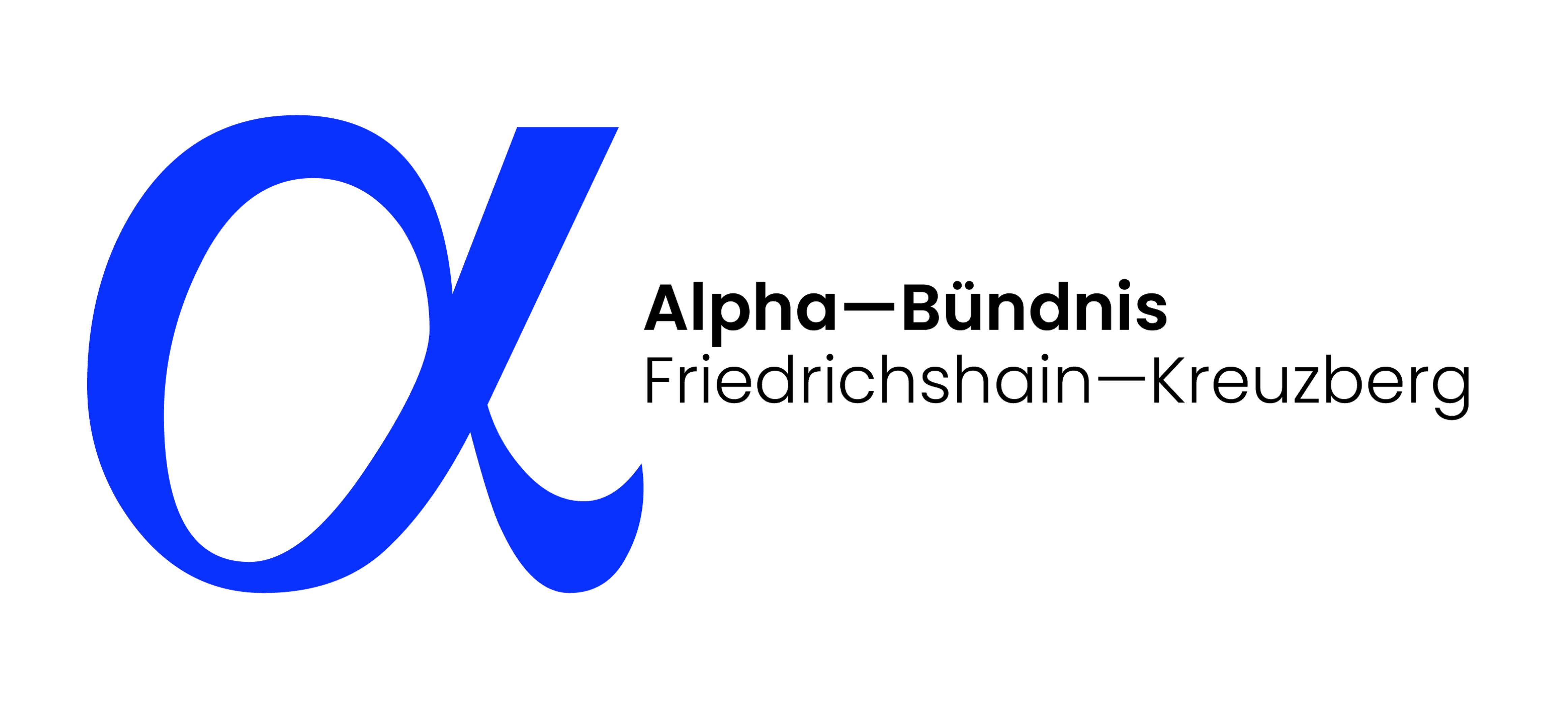 Logo Alpha-Bündnis Fr-X