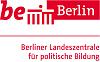 Logo Berliner Landeszentrale f. pol. Bildung